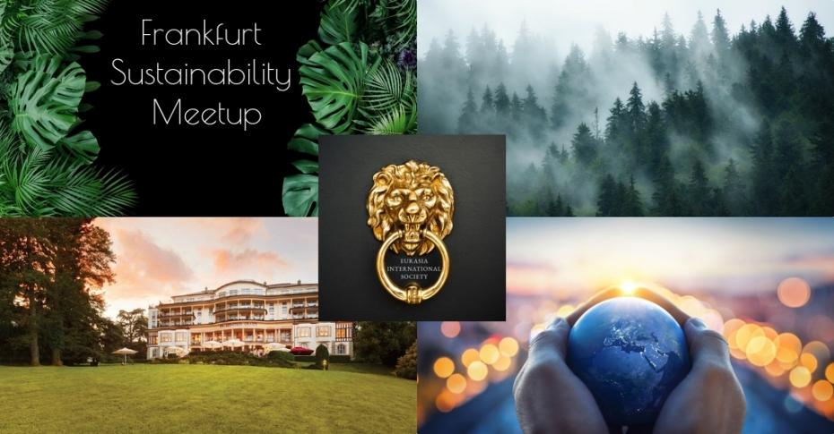 EIS Sustainability Meetup - Frankfurt Advert